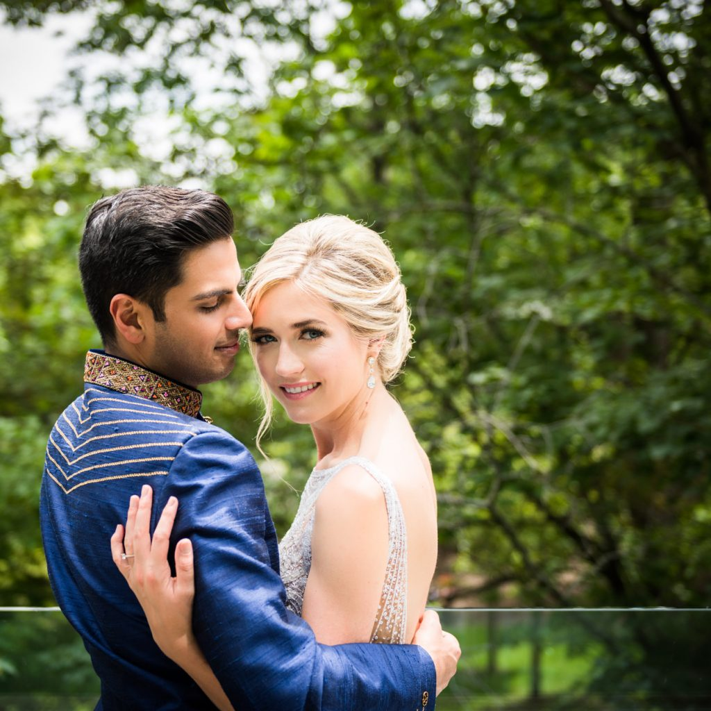 Bridal Photo at Royal Conservatory of Music by Ikonica Wedding Photography Toronto Wedding Photographer
