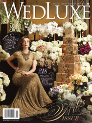 Wedluxe Winter/Spring 2014 Cover